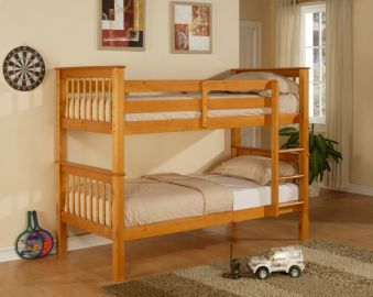 Limelight Pavo Wooden Bunk Bed