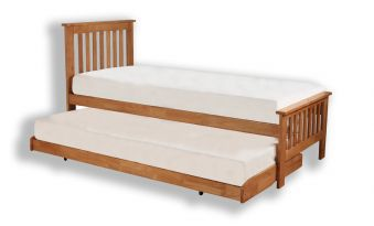 Eco Furn Orchard Woodend Guest Bed