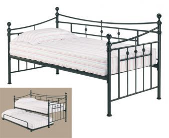 LPD Olivia Metal Day Bed