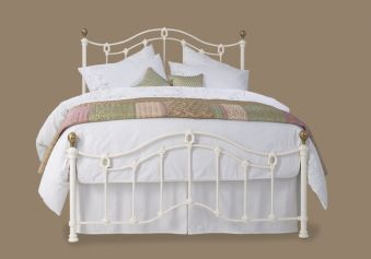 Metal Beds Obc Clarina Low Footend Metal Bed Frame Timeless Beds