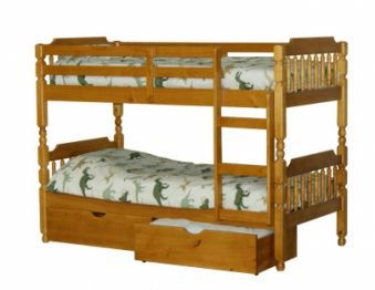 Amani International Colonial Bunk Bed