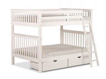 Amani International Malvern Wooden Bunk Bed